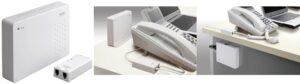 (4) 光、IP電話時代への対応と進化